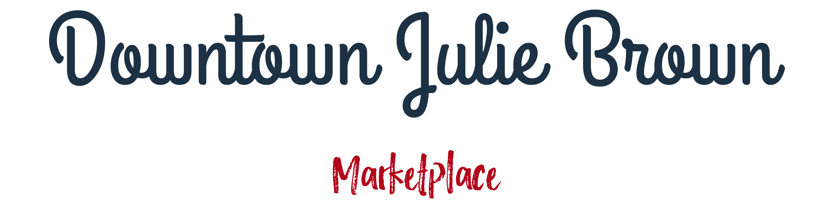 Downtown Julie Brown-Marketplace